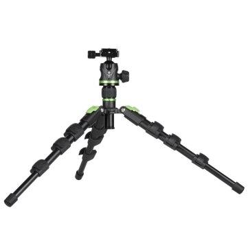Mini trípode de viaje para Ricoh Caplio GR Digital II