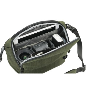 Genesis Gear Orion Bolsa Fotográfica para Canon EOS 1300D