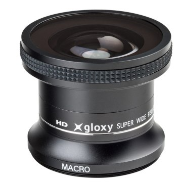 Gloxy Fish-eye Conversion Lens 0.25x 58mm