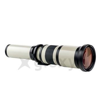 Teleobjetivo Gloxy 650-1300mm f/8-16