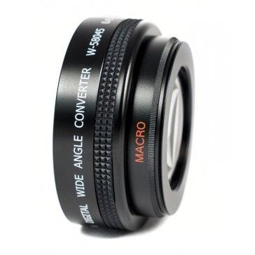 Lente gran angular con macro 0.45x para Kodak EasyShare Z730