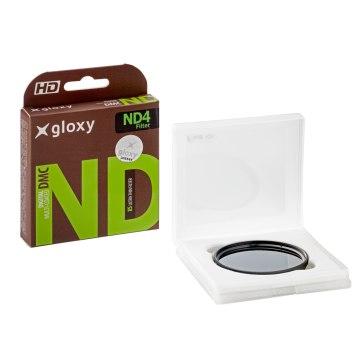Filtro Densidad Neutra ND4 Gloxy 55mm