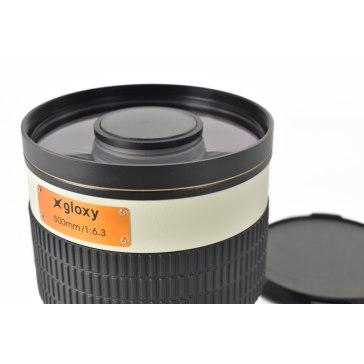 Kit Gloxy 500mm f/6.3 + Trípode GX-T6662A para Canon EOS 1200D