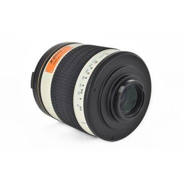 Teleobjetivo Samsung NX Gloxy 500mm f/6.3 Mirror para Samsung NX11