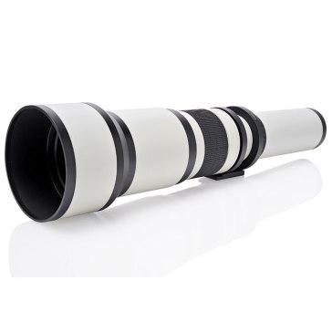Teleobjetivo Olympus Gloxy 650-1300mm f/8-16