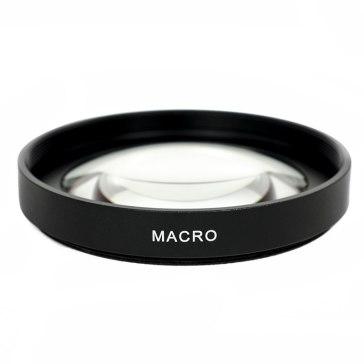 Lente Gran Angular Macro 0.45x para Sony A6100