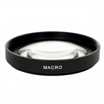 Wide Angle Lens 0.45x + Macro for Canon EOS 5D Mark II
