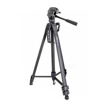 Trípode Gloxy GX-TS370 + Cabezal 3D para Kodak EasyShare C713