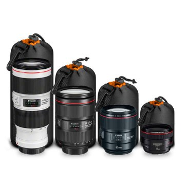 Kit de Fundas para Objetivos para Canon EOS 1200D