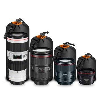 Kit de Fundas para Objetivos para Nikon D610