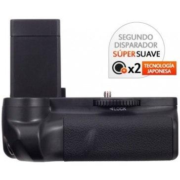 Kit Empuñadura Grip + 2 baterías para Canon EOS 1300D