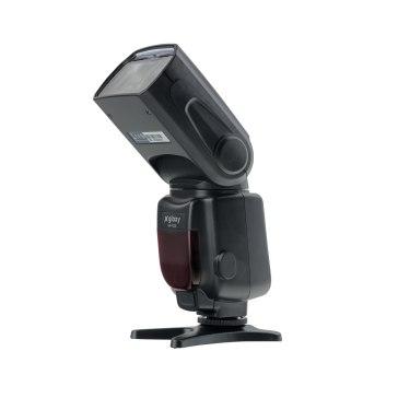 Flash esclavo de rango extendido para Nikon D7100