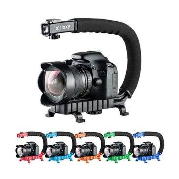 Estabilizador para Vídeo Gloxy Movie Maker para Kodak EasyShare P712