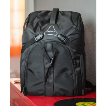Camera backpack for Canon EOS 350D