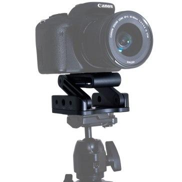 Gloxy Z Flex Tilt Head Camera Bracket for Canon Ixus 180