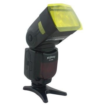 Gloxy GX-G20 geles de color para flash para Kodak EasyShare Z8612 IS