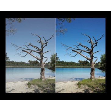 Filtro UV para Kodak EasyShare ZD710