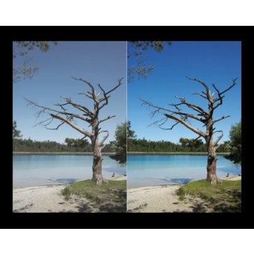 Filtro Gloxy UV para Kodak EasyShare Z1012 IS