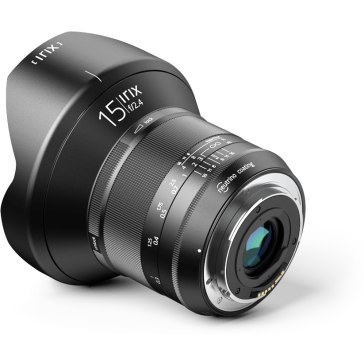 Irix Blackstone 15mm f/2.4 Wide Angle for Canon EOS 5D Mark IV