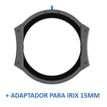 Portafiltros Irix Edge IFH-100 + Adaptador para Irix 15mm f/2.4