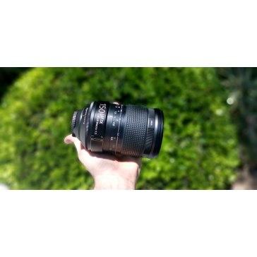 Irix 150mm f/2.8 Dragonfly para Nikon D7100