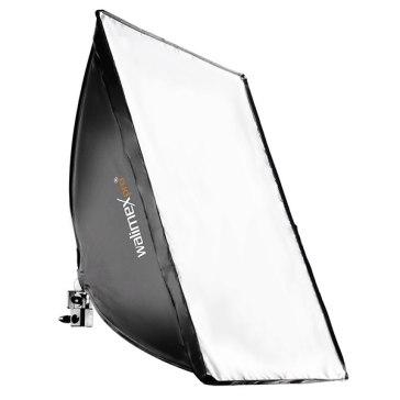 Kit de estudio Walimex Daylight 250 con Softbox 40x60cm