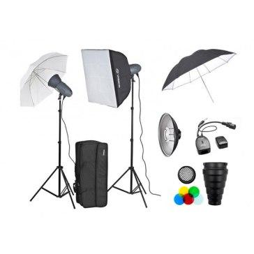 Kit de estudio profesional Visico VL-400 Plus