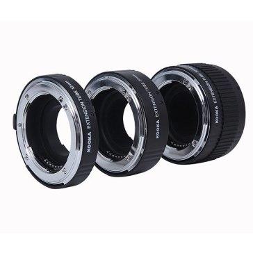 Kooka KK-N68A AF Extension Tubes Set for Nikon