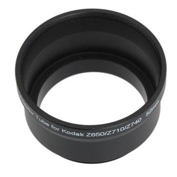 Adapter Tube 52mm for Kodak Z740/Z710/ZD710/Z650