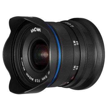 Laowa 9mm f/2.8 para Sony A6600