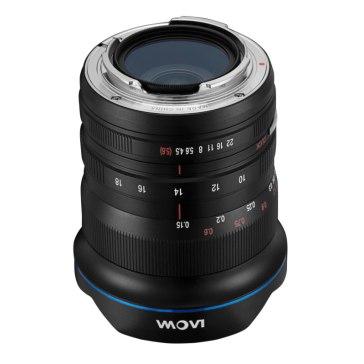 Laowa 10-18mm f/4.5-5.6 para Sony A6100