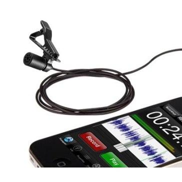 Micrófono Lavalier para Canon EOS R