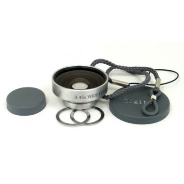 Lente Conversora Gran Angular para Nikon Coolpix S6200