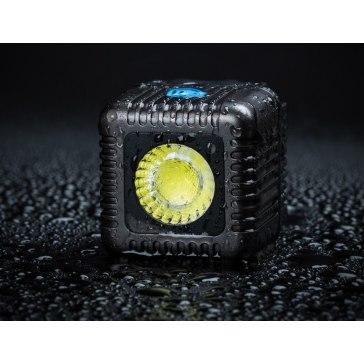 Antorcha LED Lume Cube Gris