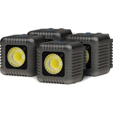Antorchas LED Lume Cube Kit x4 Gris