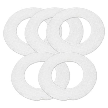Pack de 5 filtros para Objetivo aspirador Fujin