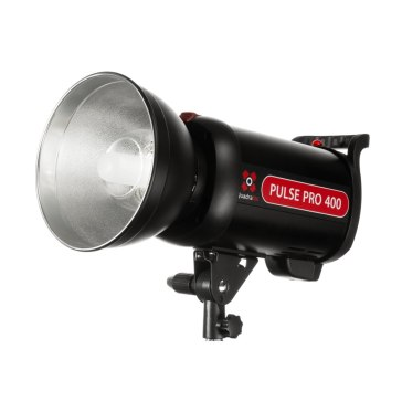 Flash de estudio Quadralite Pulse Pro 400