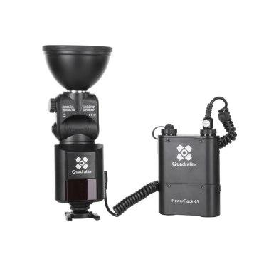 Kit de iluminación profesional Quadralite Reporter 360