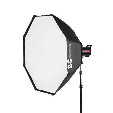 Softbox DeepOcta Quadralite 120cm