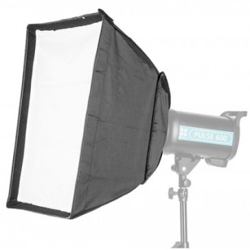 Softbox Cuadrado Quadralite 60x60cm