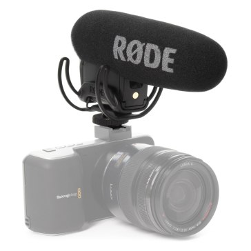 Rode VideoMic Pro Rycote para Nikon D7100