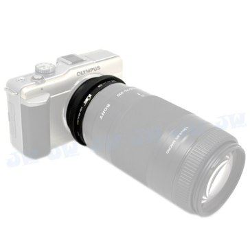 M4/3 Olympus Lens Mount Adapter for Sony A/Minolta F