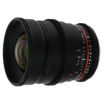 Samyang 24mm T1.5 VDSLR  para Canon EOS 1200D
