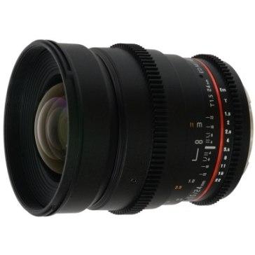 Objetivo Samyang 24mm T 1.5 V-DSLR ED AS IF UMC Sony E para Sony A6600