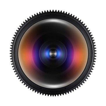 Samyang 12mm VDSLR T3.1 Fish-eye Lens Canon for Canon EOS 5D Mark II