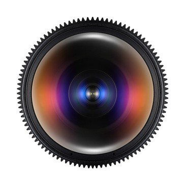Samyang 12mm VDSLR T3.1 Fish-eye Lens Canon for Canon EOS 5DS R