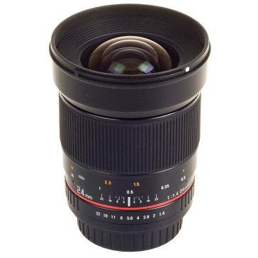 Samyang 24mm f/1.4 Gran Angular para Samsung NX2000