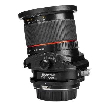 Samyang 24mm f/3.5 Tilt Shift ED AS UMC Nikon