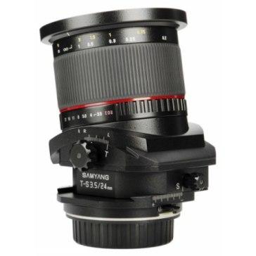 Samyang 24mm  f/3.5 Tilt Shift ED AS UMC Lens Canon