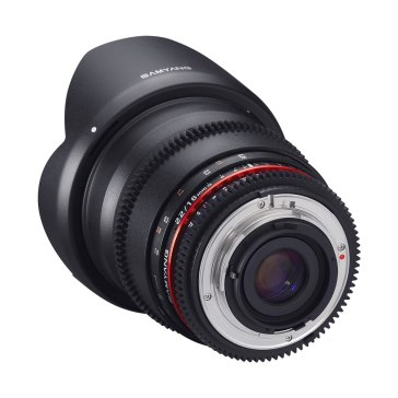 Samyang 16mm T2.2 VDSLR ED AS UMC CSII for Canon EOS 50D